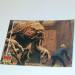Star Wars Galaxy 1993 Topps #44 Rancor Monster Trading card